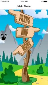 Ontario Parks App